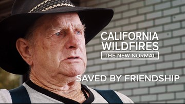 Saved by Friendship: California Wildfires, The New Normal (Ep. 3 of 10)