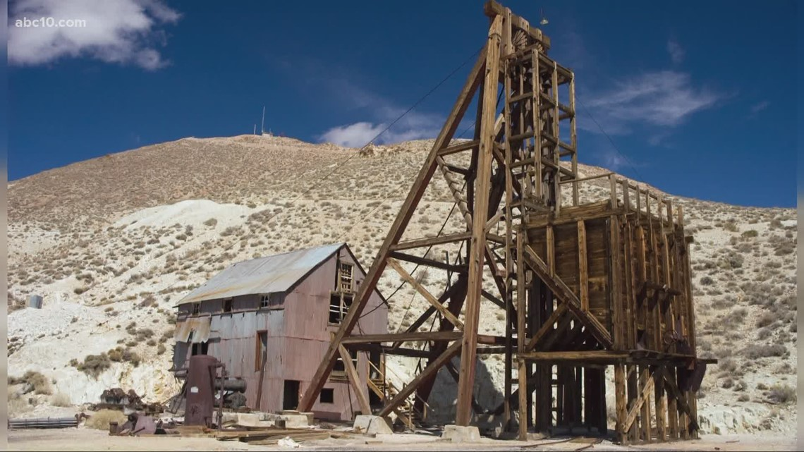 Some background on the town of Tonopah, Nevada following the 6.5 magnitude earthquake