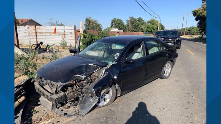 San Joaquin County Crash - Alejandro Ruvacalba