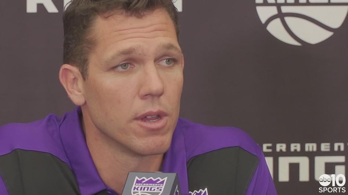 Making moves: The Sacramento Kings hire Luke Walton as head coach