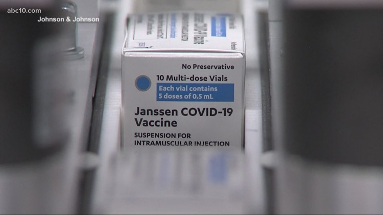 People still continue to be hesitant getting the COVID-19 vaccine after the J&J pause