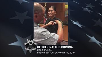End of Watch: Davis Police Officer Natalie Corona