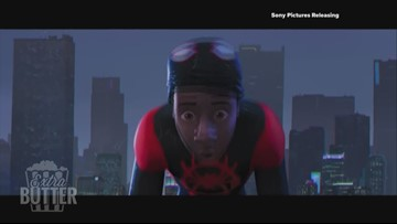 Extra Butter: 'Spider-Man: Into the Spiderverse' review