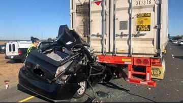 Driver killed in I-5 crash near Elk Grove