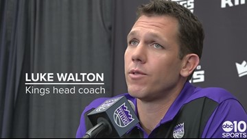 Here are the five takeaways from Luke Walton's introduction as head coach of the Sacramento Kings