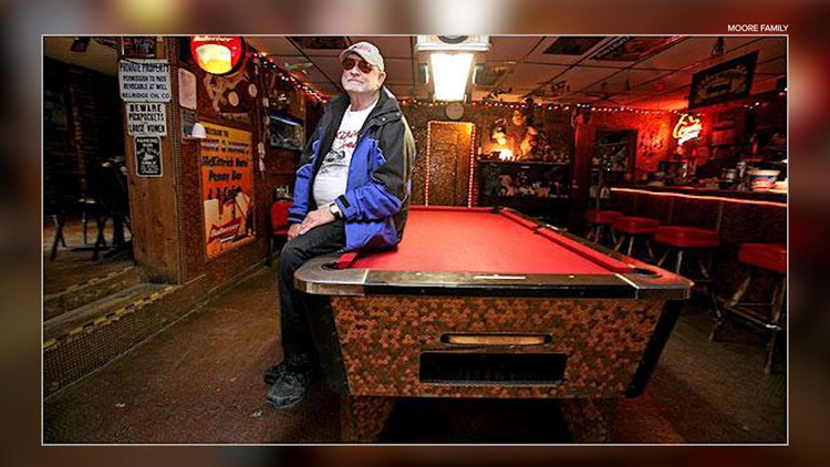 Have a drink at the Penny Bar in Kern County | Bartell's Backroads