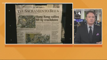 Business Headlines: McClatchy, publisher of The Sacramento Bee, files for bankruptcy