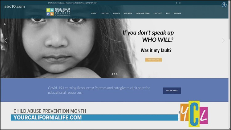 April is Child Abuse Prevention Month