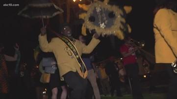 Mardi Gras brings New Orleans flair to Sacramento streets