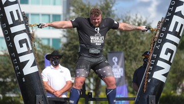 Sacramento flexing tourism muscle with World's Strongest Man Competition