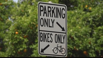 WHY GUY: Why are bicycles allowed on narrow 2 lane roads?