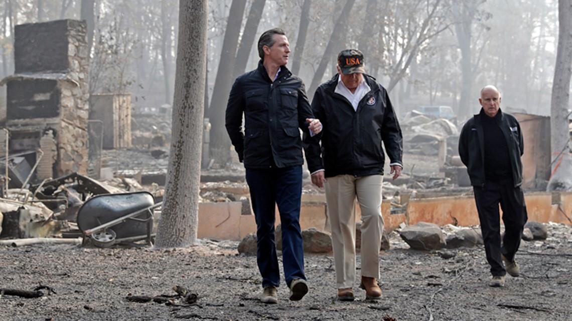 Newsom silent as PG&E's regulator spins misdirection on Camp Fire