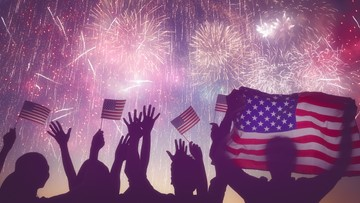 California ranks as top 10 in most dangerous states on Fourth of July, report says