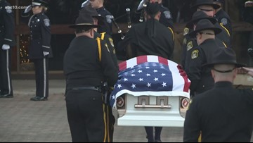 6 local police and firefighters who have fallen in the line duty in 2018