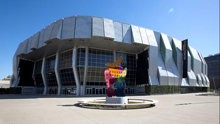 Kings Arena Basketball