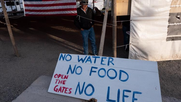 Drought prompts California to limit some water diversions