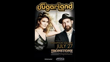 Enter to win tickets to see Sugarland!