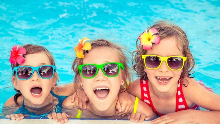 City of Sacramento Aquatics Center opens up with $1 swim all weekend
