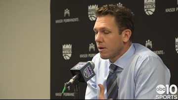 Luke Walton tries to explain 0-5 start to season after Kings lose to Hornets