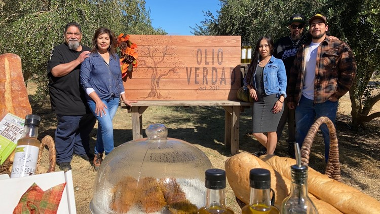 'It means a lot'   Latino family's olive oil business stems from strong family roots