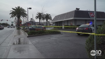 Body found near Jack in the Box in Carmichael prompts investigation