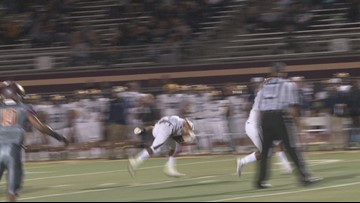 Edison defeats Gregori in 1st Round of the HS Football Playoffs ' HIGHLIGHTS