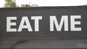 House of Ice Cream in Lodi to take down 'Eat Me' sign after complaints come in