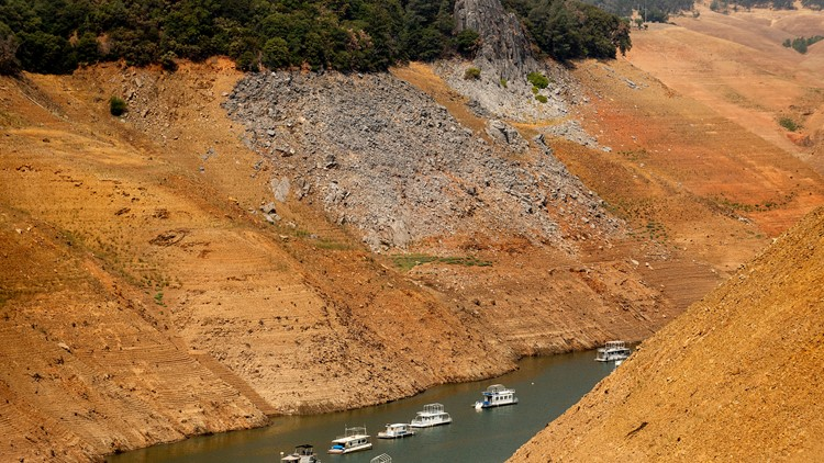 Hopeful storms in forecast for drought plagued US West