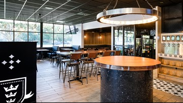 First redesigned Round Table Pizza re-opens in Sacramento