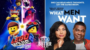 Extra Butter: 'The Lego Movie 2' & 'What Men Want' movie reviews & interviews