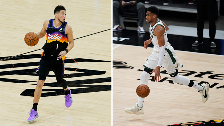 Suns vs. Bucks NBA Finals preview