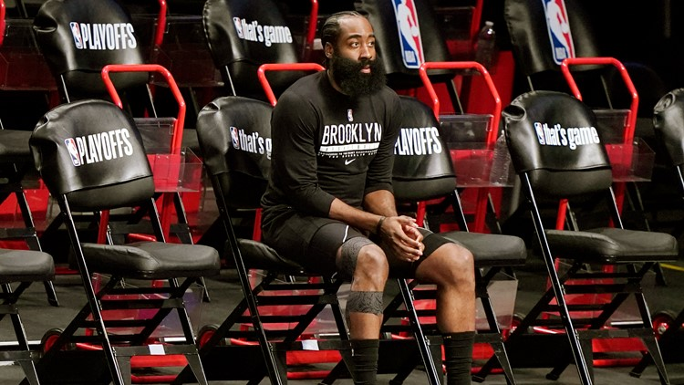 Reports: Lil Baby detained, James Harden let go after being stopped by police in Paris