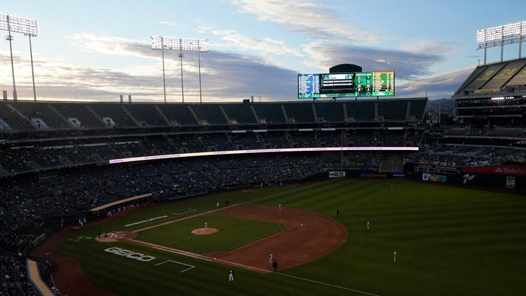 Could baseball soon be done in Oakland? And, today's other sports stories you need to know