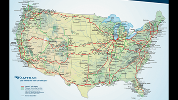 11 mistakes people make when taking a cross-country Amtrak ... on