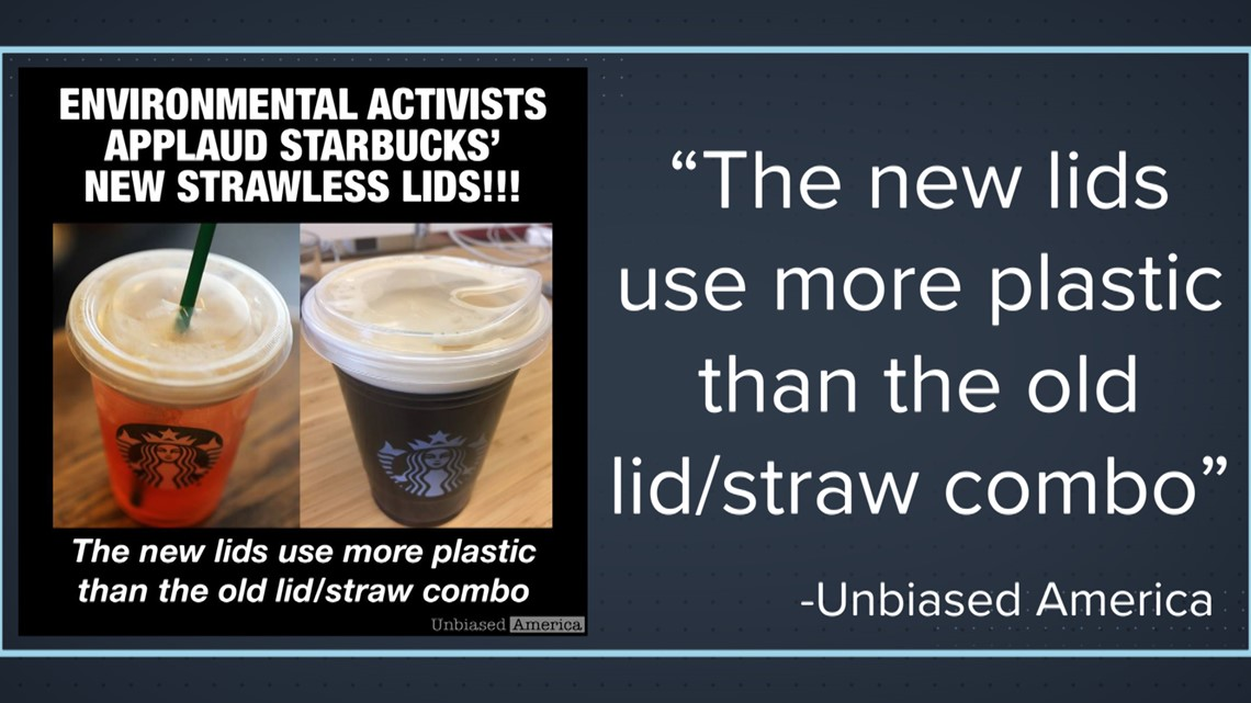 Gas Prices In California >> abc10.com | Verify: Is Starbucks actually using more plastic to get rid of straws?
