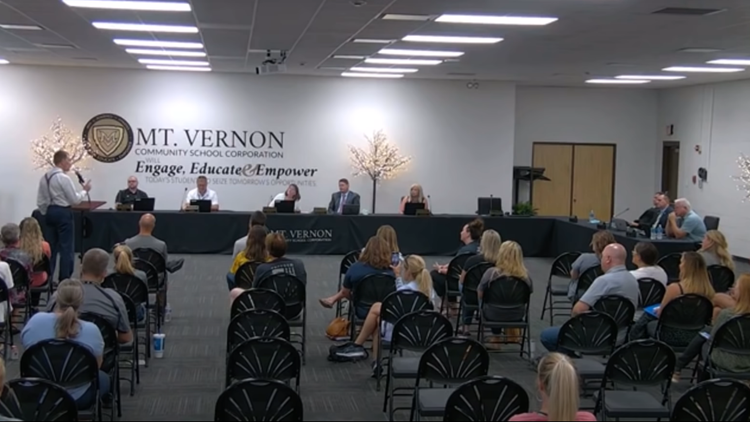 Fact-checking Dr. Stock's COVID-19 claims at Indiana school board meeting