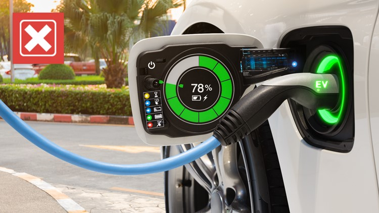 No, electric cars are not worse for the environment than gas-powered cars
