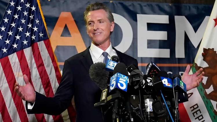 And the winner in the California recall is? None of the above