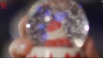 Snow Globes Filled with $1 Million Worth of Liquid Ice, Found in Australia