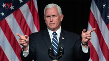 The Real Reason Why VP Mike Pence Cancelled His Trip to New Hampshire,  a Suspected Drug Dealer