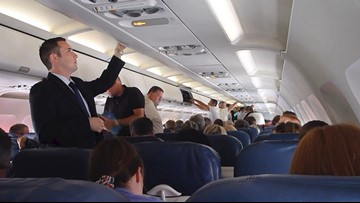 Are Airline Passengers Becoming More Unruly?