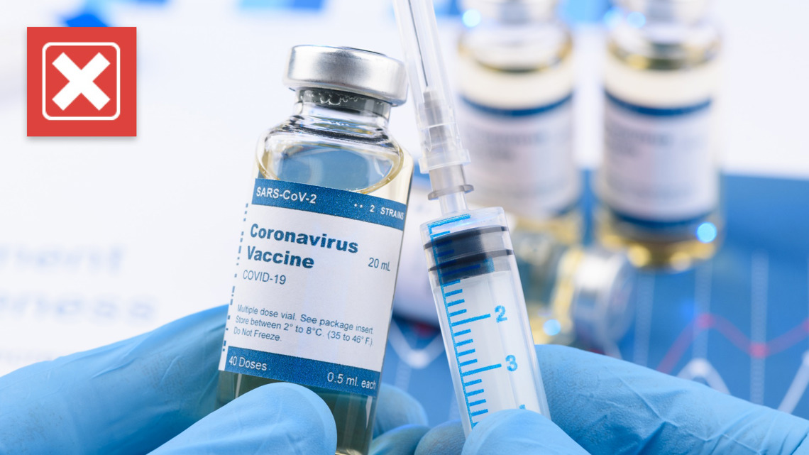 Verify: Does the Pfizer vaccine protect from the Delta COVID Variant?