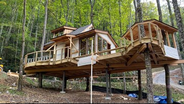 Treehouse getaways coming to Tennessee in 2020