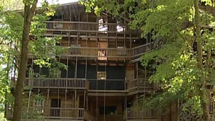 ministers treehouse