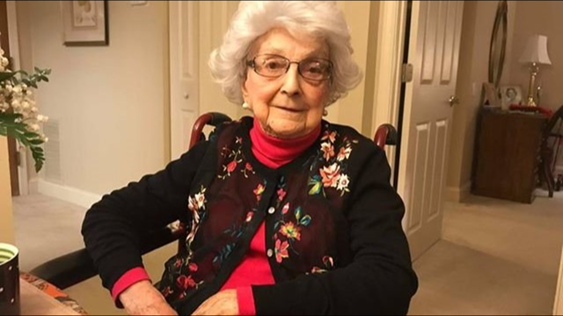 'I'm just livin' | Woman turning 109 years old says she still enjoys a glass of wine on Fridays