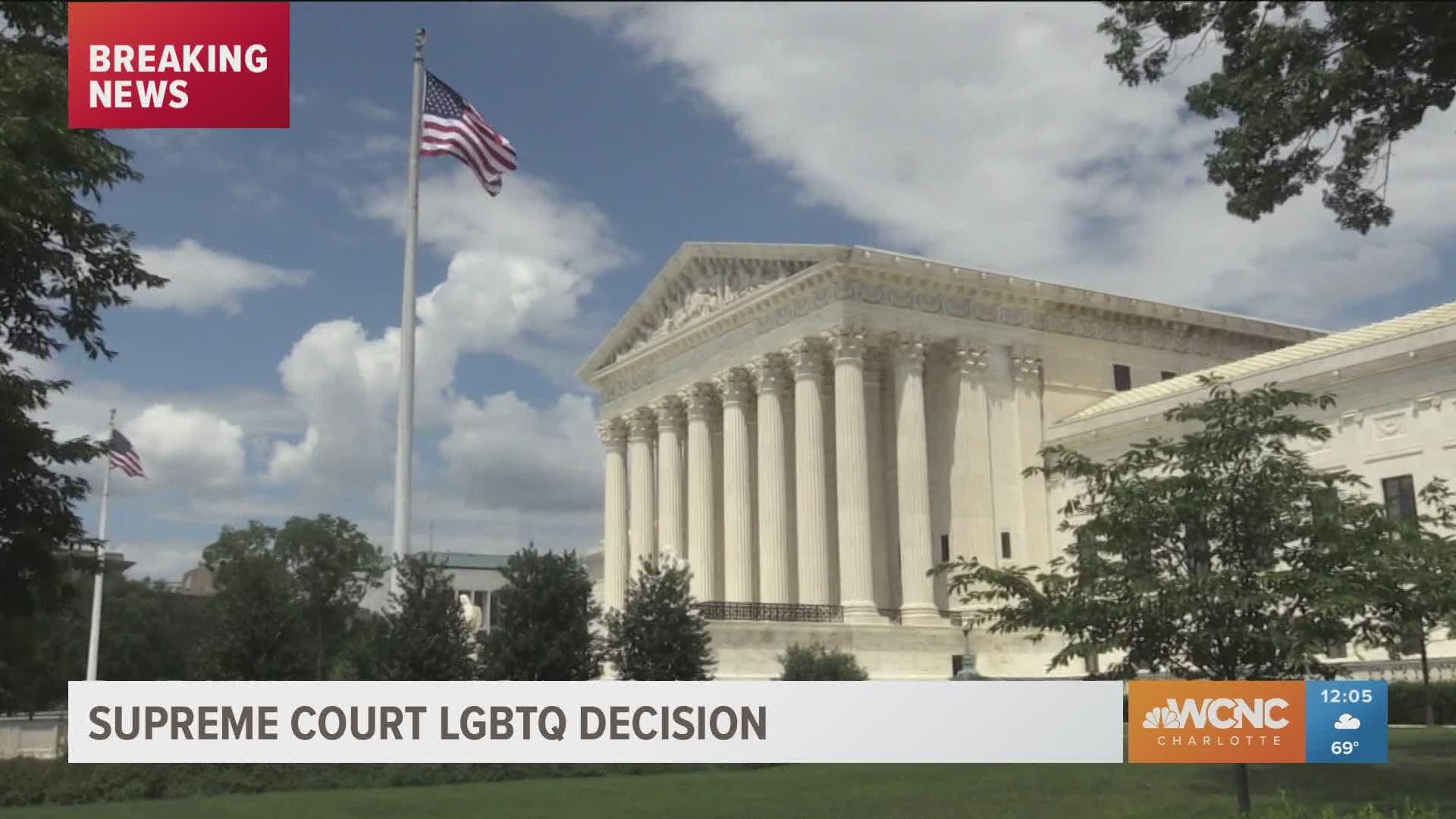 Supreme court's new term
