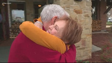 DNA kit reconnects Texas siblings after 70 years
