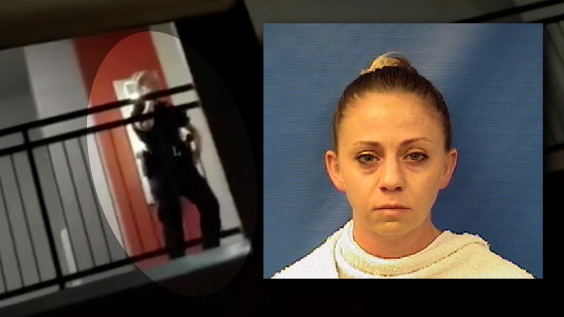 Oakland Gas Prices >> Dallas police officer Amber Guyger fired over Botham Jean ...