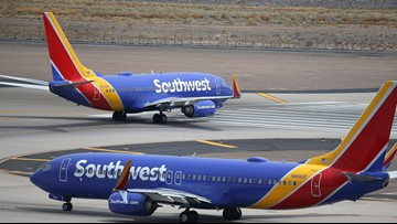 Southwest Airlines has been 'plagued by' maintenance problems for a decade, lawsuit claims