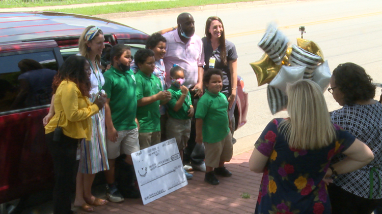 Texas father gets unimaginable gift just in time for Father's Day